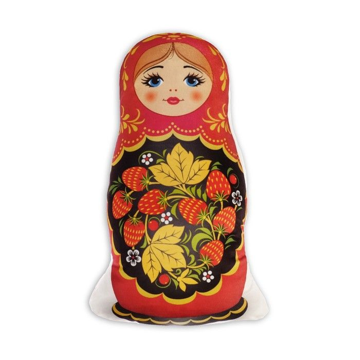 Подушка декоративная Этель «Русская красавица», размер 30х50 см
