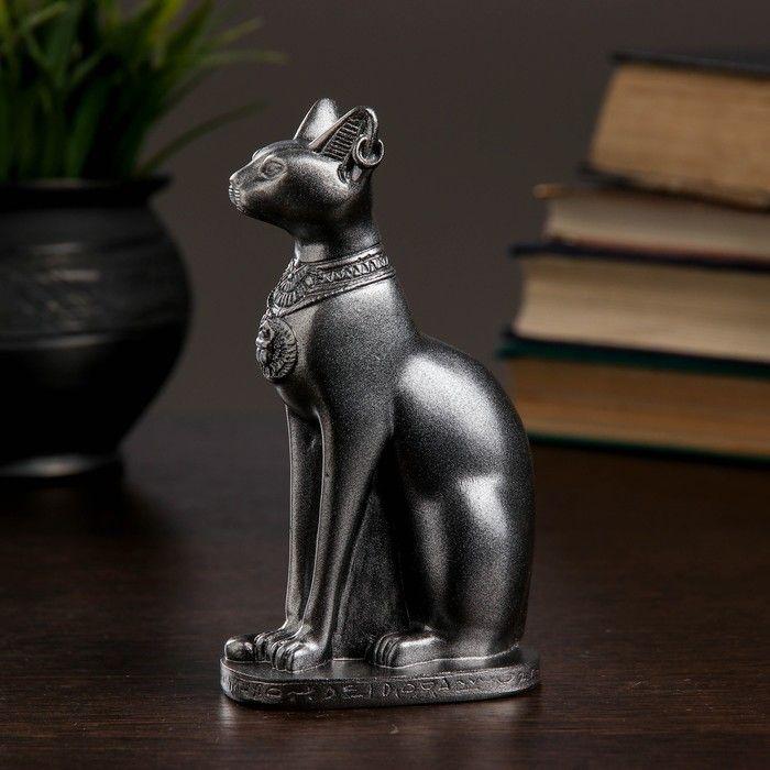 картинки статуэток египетских кошек был уже тот