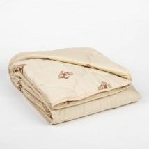 """Одеяло всесезонное Адамас """"Овечья шерсть"""", размер 172х205 ± 5 см, 300гр/м2, чехол п/э"""