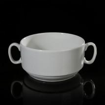 Чашка для бульона 470 мл, цвет белый
