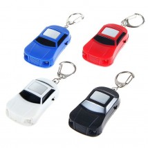Брелок для поиска ключей «Машинка», пластик, МИКС