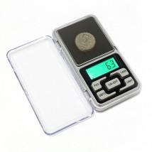 Весы электронные портативные LuazON LVU-01, до 500 гр (0,1гр)