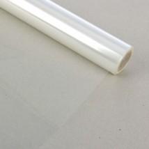 Пленка для цветов прозрачная 800 мм х 32 м, 1000 гр, 40 мкм