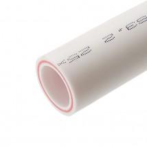 Труба полипропиленовая VALFEX, армированная стекловолокном, d=25 мм, SDR 7.4, PN20, 4 м