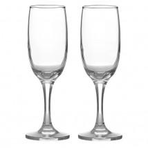 Набор бокалов для шампанского 2 шт 190 мл Bistro