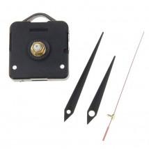 Набор: часовой механизм 3268 с подвесом, дискретный ход + комплект стрелок 59/83, чёрные