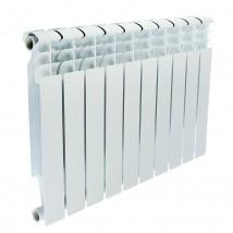 Радиатор Oasis GMB/500/80/10, биметаллический, межосевое 500, глубина 80, 10 секций