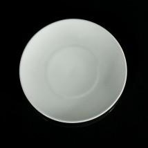 Блюдце d=12,5 см, цвет белый