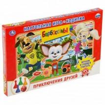 """Настольная игра-ходилка """"Барбоскины"""" 4690590107034"""